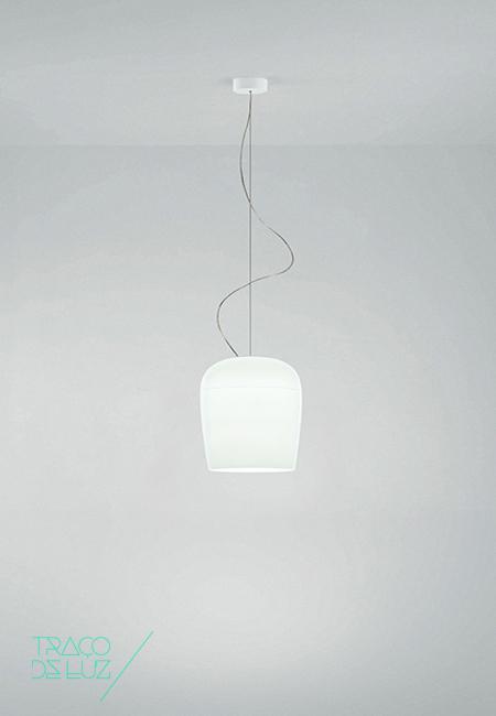 Traço de Luz Candeeiro de tecto Candeeiro de Suspensão Tiara