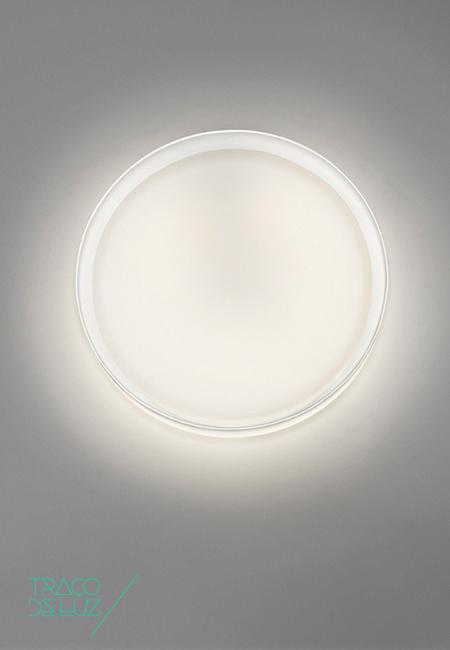 Traço de Luz Candeeiro de chão Prandina Mint
