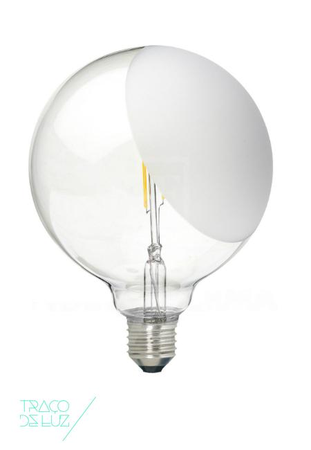Lampadina Lâmpada para o candeeiro moderno de Achille Castiglioni Flos