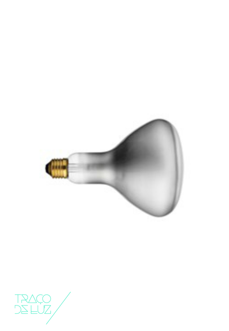 Lâmpada para aplicar no candeeiro Parentesi da FLOS. Potência (Watt) 105 W Tipo de Lâmpada Incandescente, E27, HSGSR Prazo de entrega 2 a 3 semanas + info Stock :: 1 unidade para entrega imediata