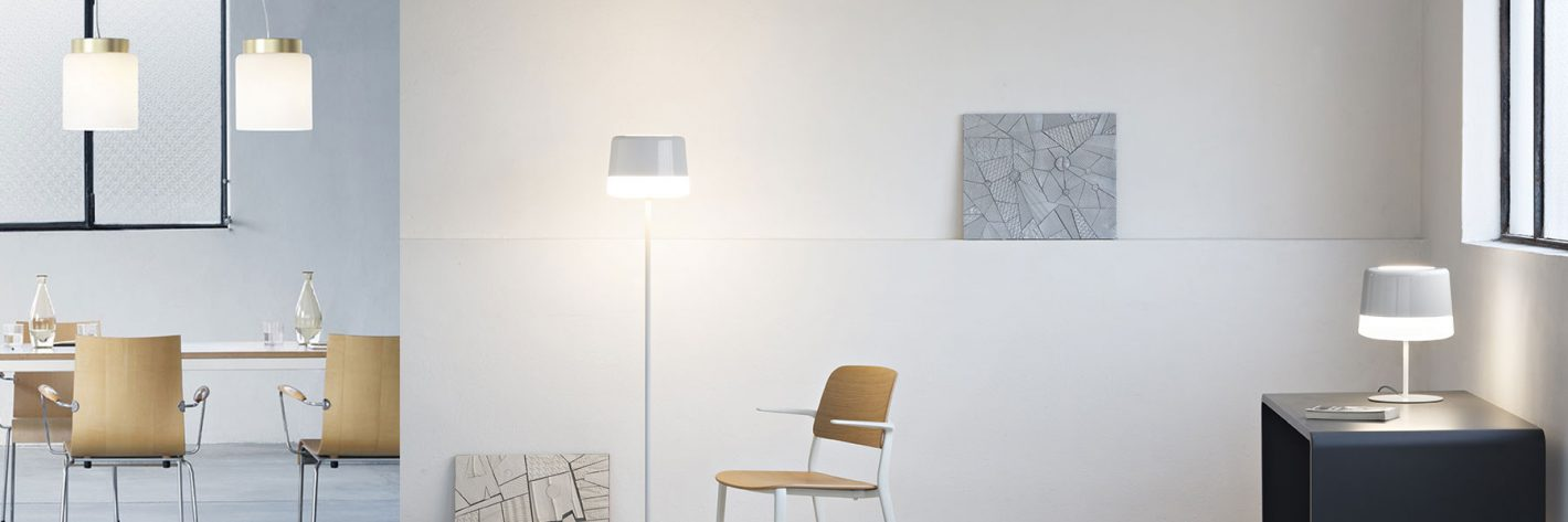 Traço de Luz Euroluce 2017 Novidades Prandina Notte Design Iluminação Porto