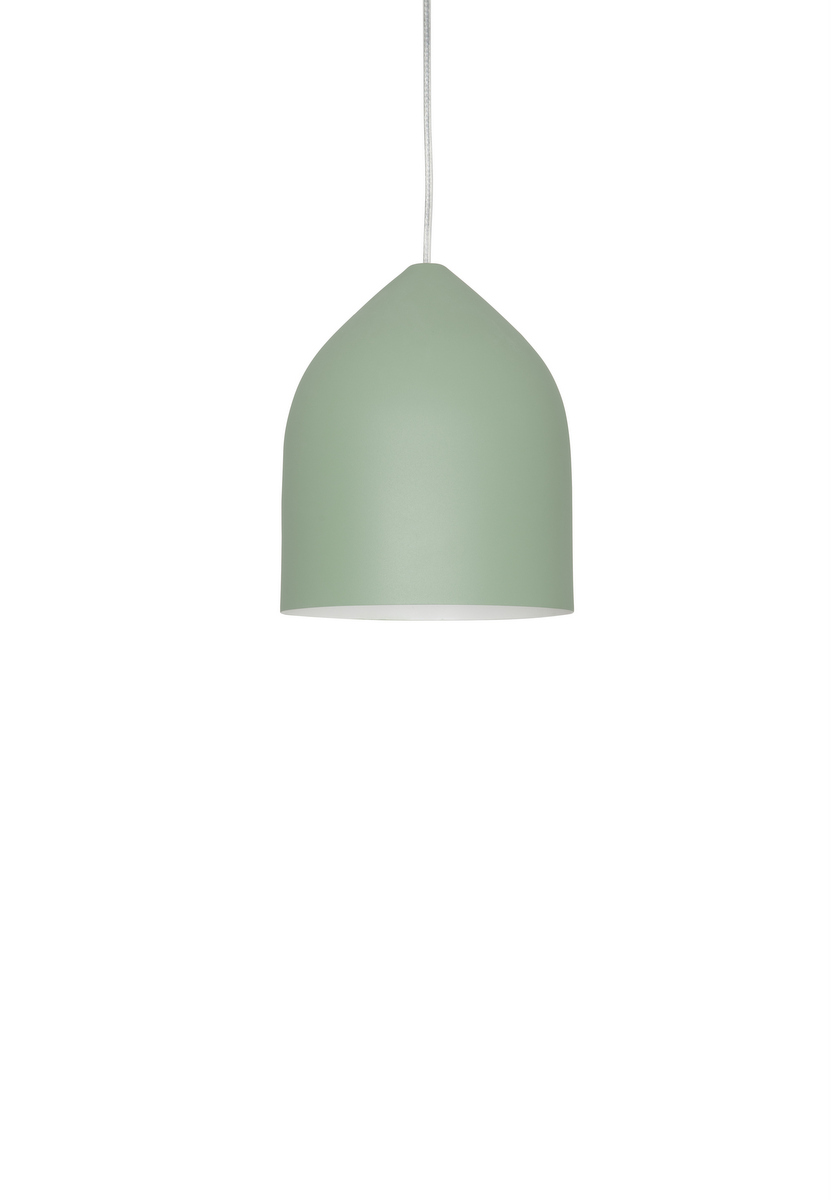 Odile S verde, candeeiro de teto da marca Lumen Center Italia, na Traço de Luz iluminação, Portugal