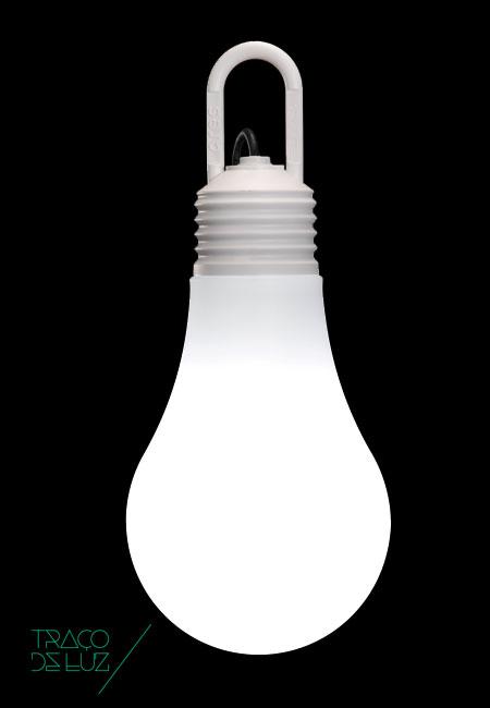 LaDina branco neve, candeeiro de suspensão de exterior da marca Ares, , na Traço de Luz iluminação, Portugal