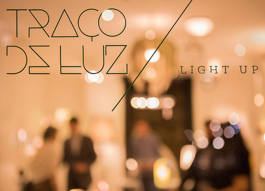 Loja Traço de Luz no Porto