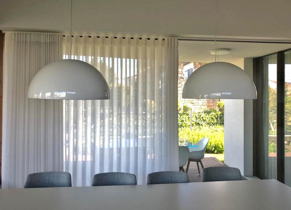 Iluminação Traço de Luz numa moradia em Avintes_candeeiros de teto Skygarden