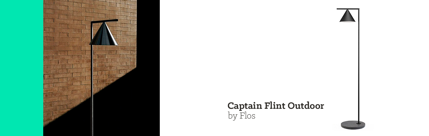 Captain Flint Outdoor, da Flos
