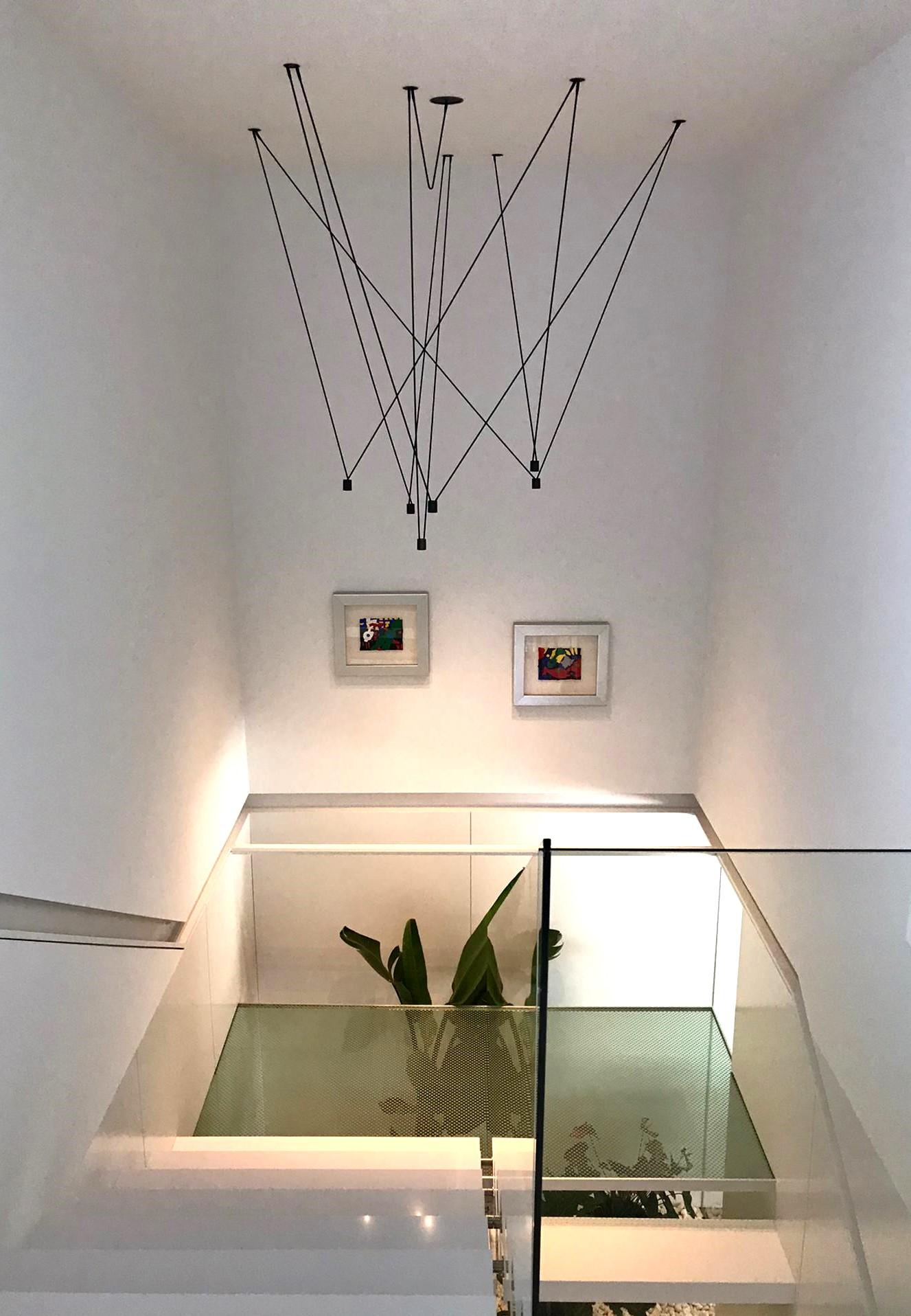 Projeto de iluminação da Traço de Luz_Moradia na Torreira